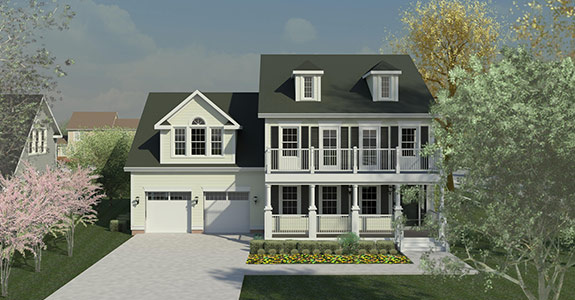Residential Architect Maryland